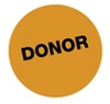 Do you have an orange donor dot on your driver's license?
