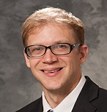 Dr. Aaron Wieland, Associate Director, Facial Nerve Clinic