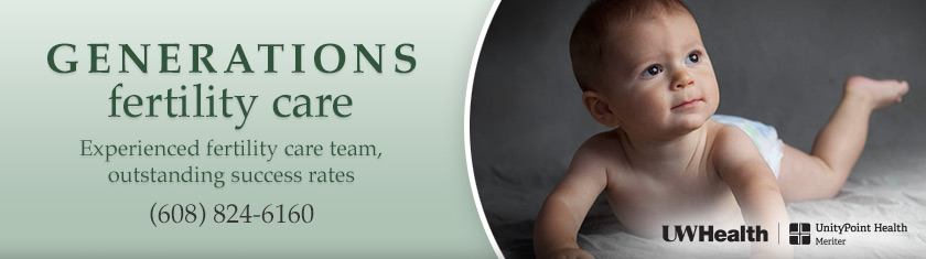 Generations Fertility Care, Reproductive Endocrinology and Infertility, Madison, Wisconsin