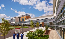 UW Health at The American Center achieved LEED certification