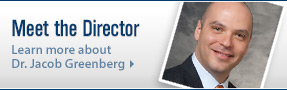 Meet the Director of the Hernia Center Dr. Jacob Greenberg