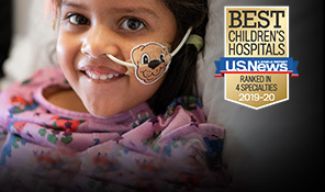 U.S. News and World Report Best Children's Hospitals