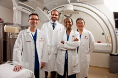 UW Health Heart, Vascular and Thoracic Care minimally invasive surgery: Surgeons in the operating room