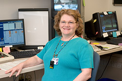 Ann, Radiation Therapist, UW Hospital and Clinics