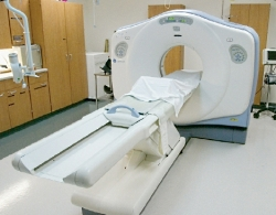 This is a CT scanner.