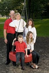 Trevor's family