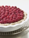Berry-Topped Pudding Pie in Meringue-Nut Crust; Go Red for Women Heart Healthy Recipes