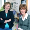 Paula Lundberg and Linda Nielsen of Choose Hope, Inc