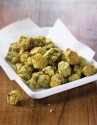 Oven Fried Okra; Go Red for Women Heart Healthy Recipes