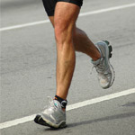 Runners legs; UW Health Sports Medicine offers platlet rich plasma treatments, a possible alternative to orthopedic surgery