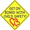 Get On Board with Child Safety logo