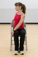 Seated Spine Twist