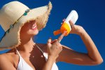 Free sunblock from UW Paul P. Carbone Comprehensive Cancer Center