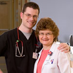 Brett and Denise Buenzli, University of Wisconsin Hospital and Clinics employees