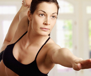 yoga position, breast augmentation (implants)