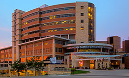 UW Health Birthmarks and Vascular Anomalies Clinic at American Family Children's Hospital in Madison, Wisconsin