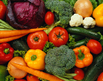 Fruits and vegetables are the No. 1 foods in terms of fighting cancer.