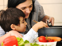 UW Health's Pediatric Fitness Clinic in Madison, Wisconsin Encourages Healthy Eating with Recipes for Kids