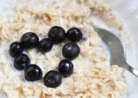 Oatmeal; Tips for a Healthy Breakfast
