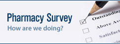Pharmacy survey