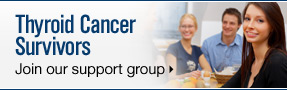 UW Health Endocrine Surgery: Thyroid cancer survivors group