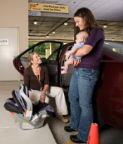 AAA Child Passenger Safety Inspection Center at American Family Children's Hospital