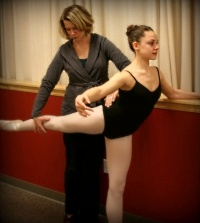 UW Health Sports Medicine Dancers Clinic: Dancer and instructor