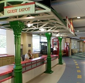 The Guest Depot at American Family Children's Hospital