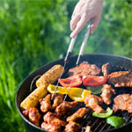There  are plenty of ways to be heart healthy while grilling out this summer.