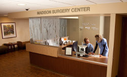 The Madison Surgery Center.
