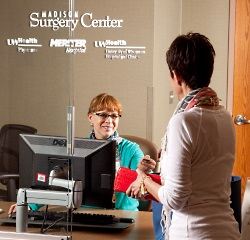 Madison Surgery Center offers online payment options for its patients.