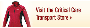 Visit the Critical Care Transport Store