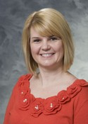 Tracy Zastrow, 2013 nursing excellence award winner