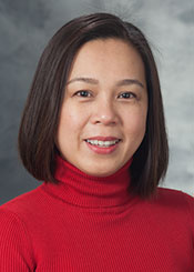 Clinical Nurse, Clinics: Christine Abong, MSN, RN, CNN, Hemodialysis