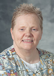 Support Staff, Clinical: Lois Losenegger, CMA, Ambulatory Float