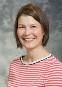 Jamie Johnson, 2011 nursing excellence award winner