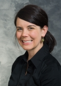 Katy Zahm, 2011 nursing excellence award winner