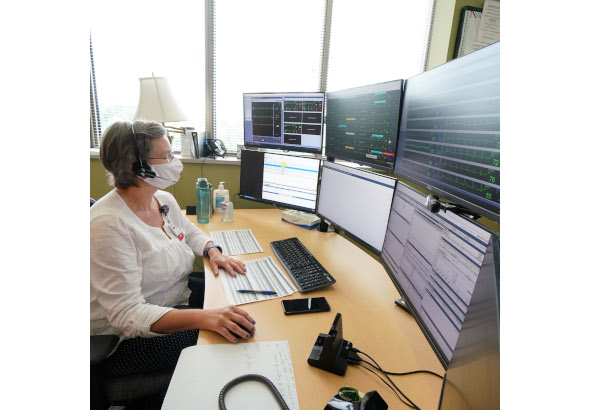 "Nurses Lead the ""Wild Ride"" to Telehealth Rapid Adoption"
