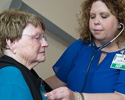 UW Health Magnet nursing designation: Caring for Patients in Long-Term Care Facilities