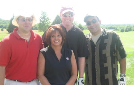 Round for Friends Golf Outing Participants