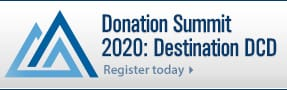 Register for the Donation Summit 2020