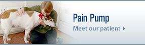 UW Health Pain Management pain pump: Video about patient who benefited from pain pump