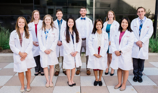 2018-2019 Pharmacy PGY1 Residents