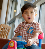 The Cleft and Craniofacial Anomalies Clinic at American Family Children's Hospital provides expert care of infants, children and teens with congenital facial defects.