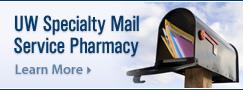 UW Health specialty mail service pharmacy