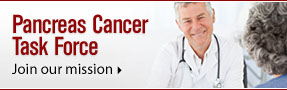 UW Carbone Cancer Center Pancreas Cancer Task Force: Physician talking to patient