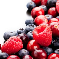 Berry salad is a delicious recipe that helps bring antioxidants into your day.