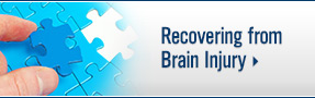 UW Health Rehabilitation Hospital; Madison, Wisconsin; Recovering from Brain Injury
