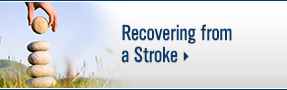 UW Health Rehabilitation Hospital; Madison, Wisconsin; Recovering from a Stroke