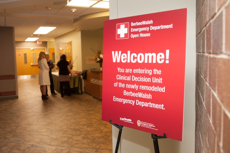 Emergency and Critical Care Services | UW Health | Madison, WI